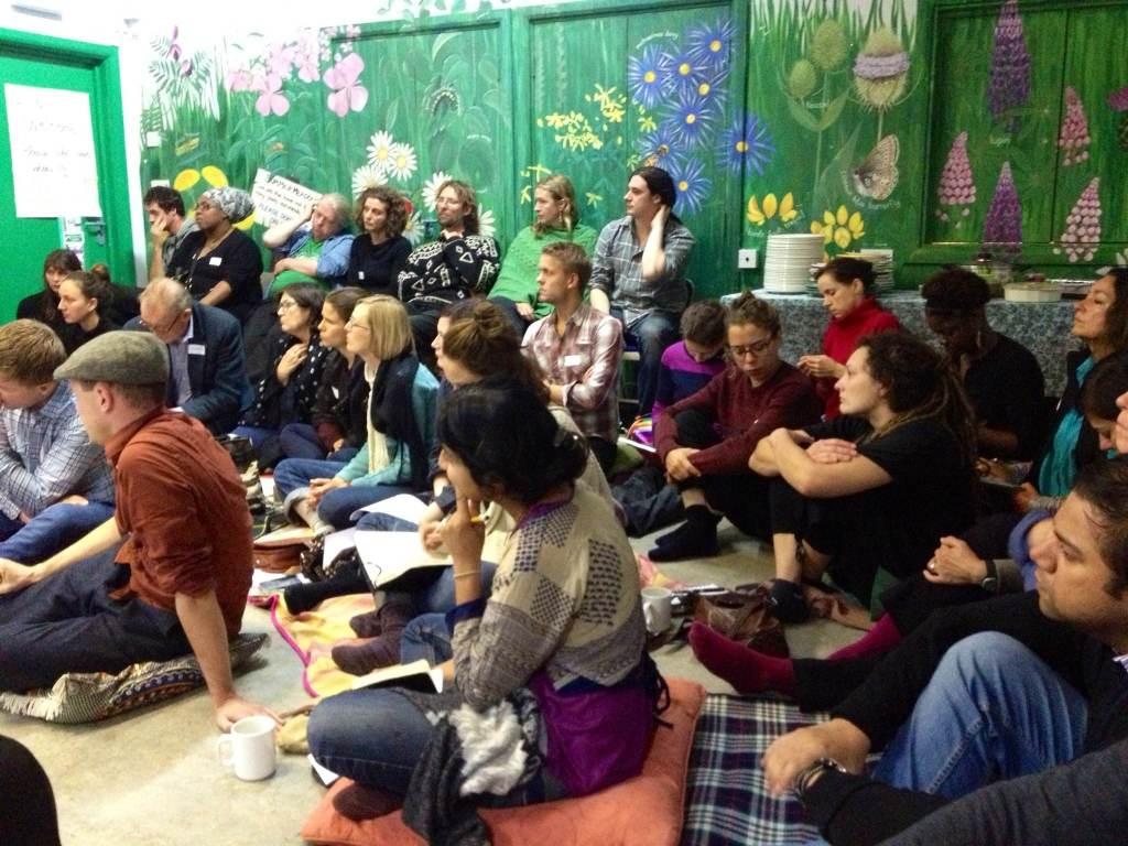 Islington Ecology Centre - freedom seed savers