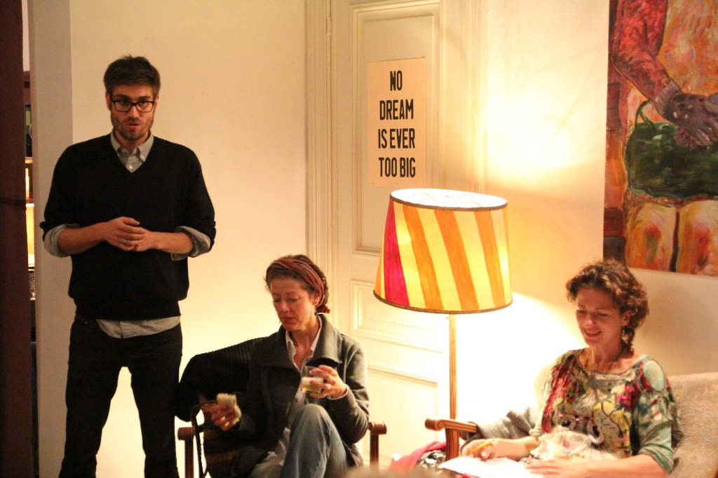 Stephan, Helena and Azul