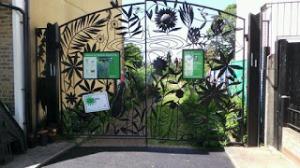 CWG gate