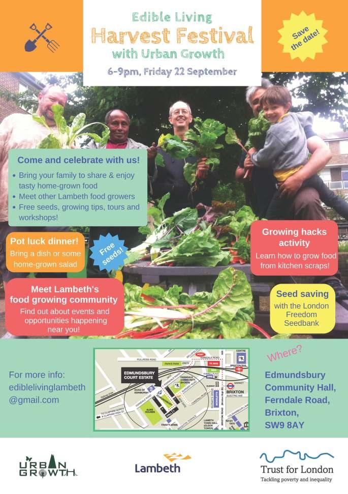 Edible Living Harvest Festival (1)